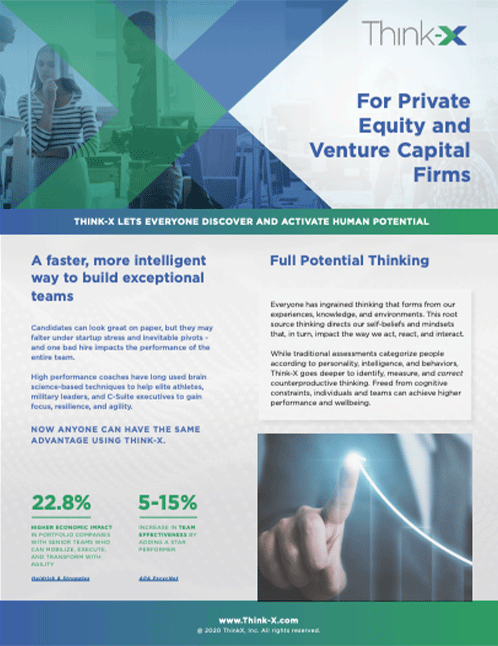 Think-X for Private Equity PDF